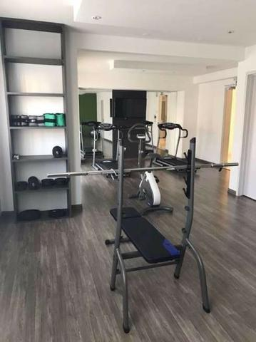 Aluga-se apartamento semi-mobiliado Pinheirinho, ótima localização - Foto 14