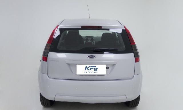 Fiat Fiesta Rocam 1.0 Prata 2014 Completo - Foto 4