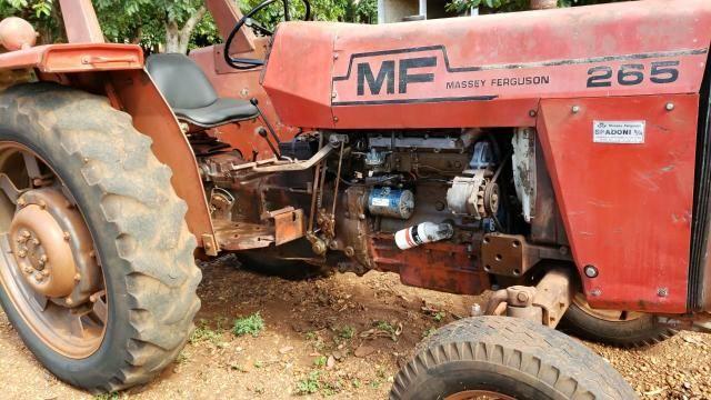 Trator Massey Ferguson 265 4x2
