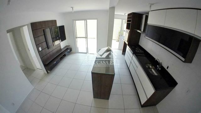 GM - Lindo Apartamento com Quintal Condomínio Club Villaggio Laranjeiras - ES - Foto 4