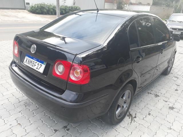 Polo sedan 2008 completo com Gnv - Foto 6