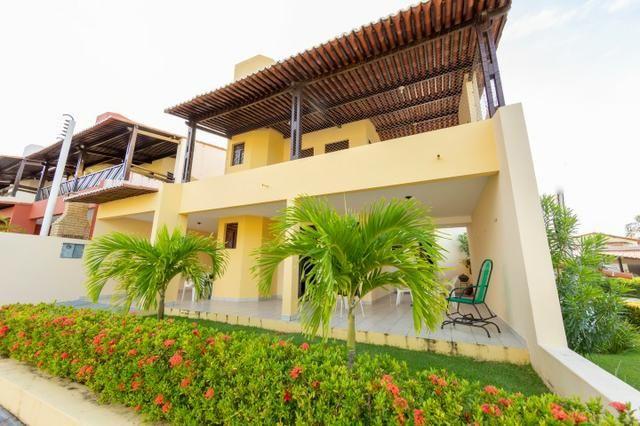 Casa de praia em condomínio fechado na praia de Búzios/RN