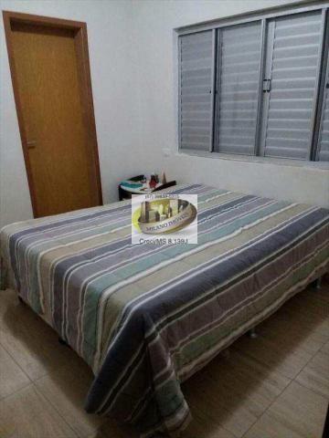 Casa à venda com 3 dormitórios em Ipê, Três lagoas cod:294 - Foto 15