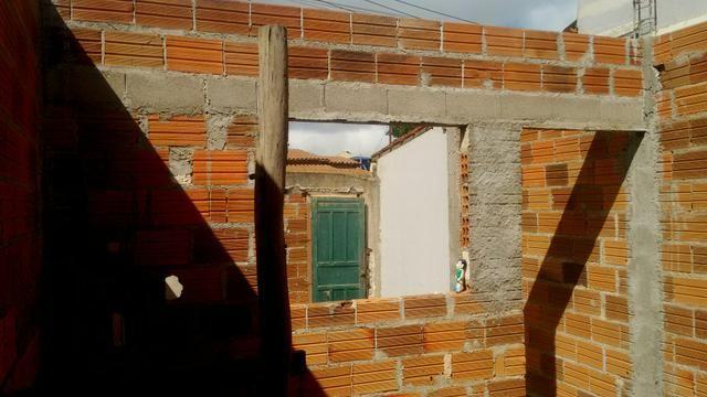 VENDE-SE ESTA CASA EM CONSTRUÇÃO: (Valor negociável ) - Foto 8