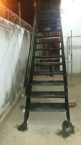 CLEO METAL METALURGICA Fabricamos portas , portões etc - Foto 2