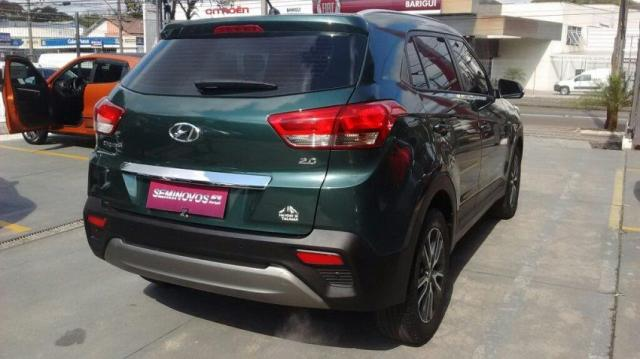 HYUNDAI IMP CRETA PULSE 2.0 16V AT6 FLEX Verde 2017/2017 - Foto 4