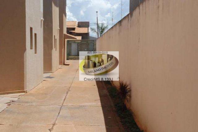 Casa à venda com 2 dormitórios em Jardim alvorada, Três lagoas cod:409 - Foto 9