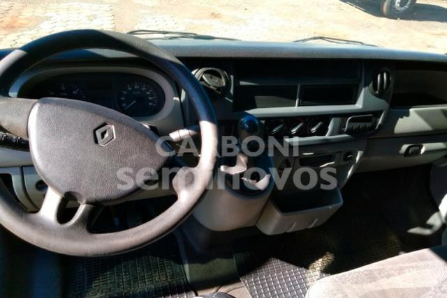 Renault Master CC 2.5 DCI 4X2, ano 2010/2010 - Foto 6