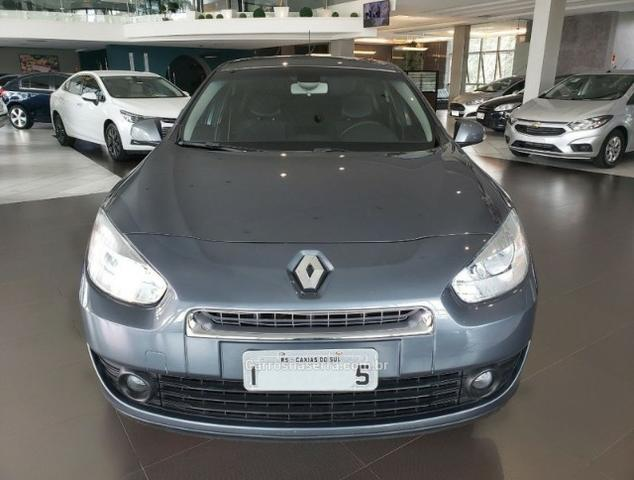 Fluence 2.0 Dynamique 16V Manual Único Dono!!