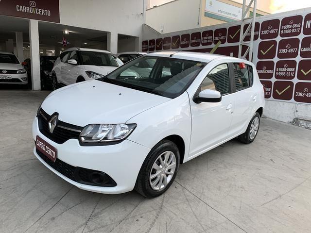 Renault Sandero 1.0 expression 2018 - Foto 3