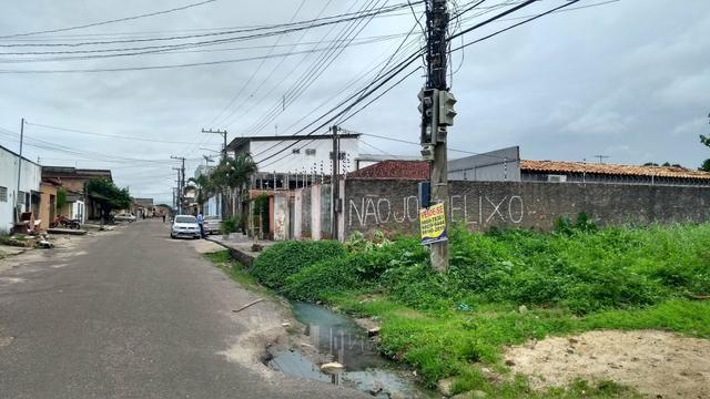 Lote em Castanhal bairro ianetama 11x50 por 150 mil reais zap * - Foto 3