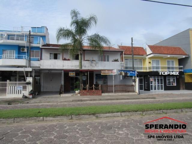 Principal via comercial de Itapoá: Prédio c/ 2 salas + Apto - Foto 2