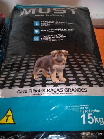 Ração Must Premium Especial Filhote 15kg