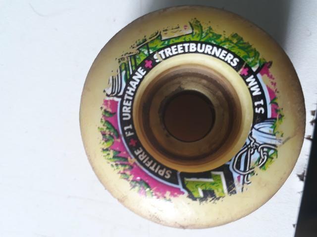 Rodas de skate importadas