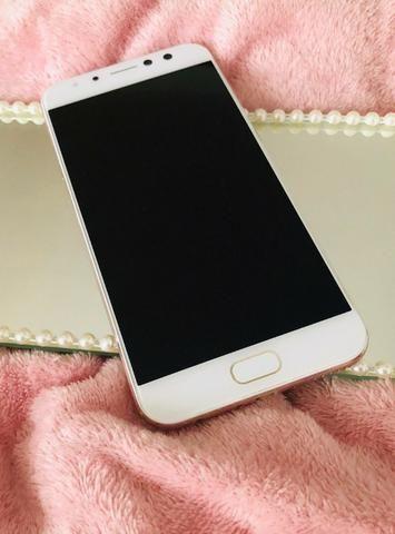 8b17e6c42 Asus Zenfone 4 Selfie Pro Cor Rosé Gold 64GB em Perfeito Estado ...