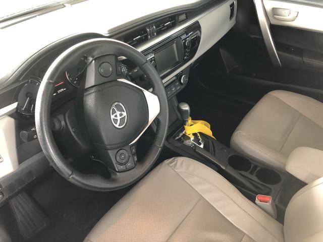 Corolla XEI 2.0 flex aut. 15/16 - Foto 3