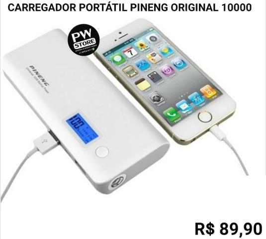 Carregador Portátil Pineng 10000