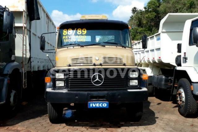 Mercedes Benz L 1318 6X2