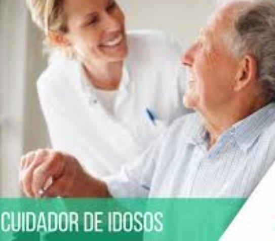 Cuidadora de idosos,e acompanhante em hospitais