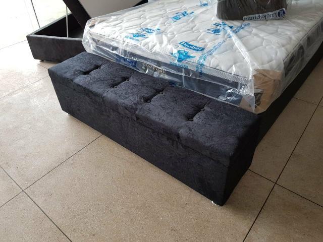 Recamier (baúzinho para cama box) 249.00 - Foto 3