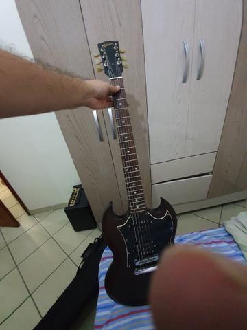 Guitarra Gibson SG Fadded