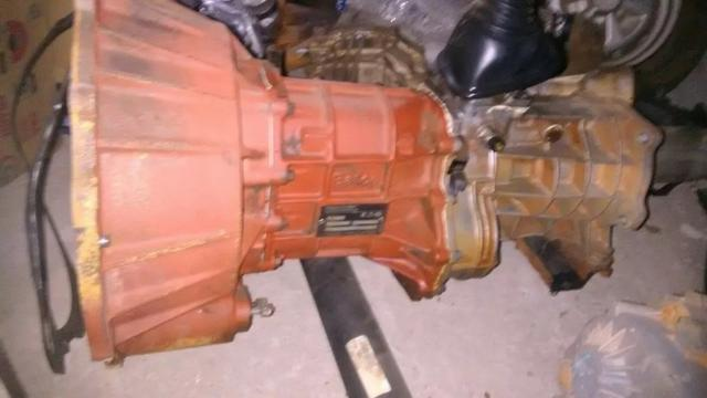 Câmbio, Caixa 5 Marchas 4x4, p/ Motor Power Stroke 2.8 Turbo Intercooler