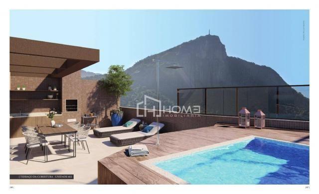 Cobertura com 4 dormitórios à venda, 227 m² por R$ 4.292.000 - Jardim Botânico - Rio de Ja