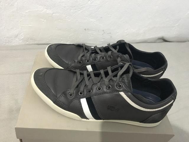c4afa21ee15 Tênis Lacoste 41 Original - Roupas e calçados - Carlos Prates