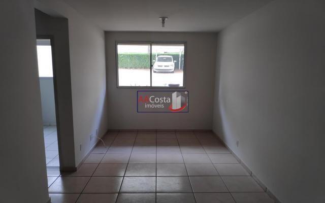 Apartamento para alugar com 2 dormitórios em Vila formosa, Franca cod:I04328 - Foto 2