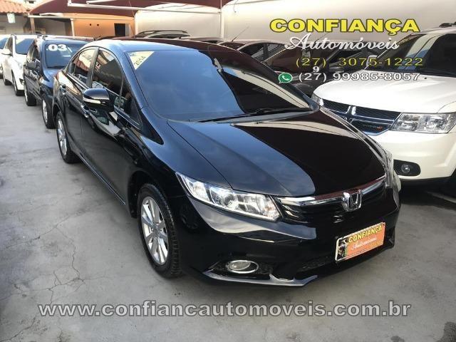 Honda / Civic Lxr 2.0 Aut
