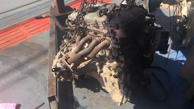 Motor Corolla 1.8 - Foto 2