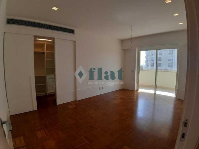 Apartamento à venda com 5 dormitórios em Barra da tijuca, Rio de janeiro cod:FLAP50003 - Foto 19