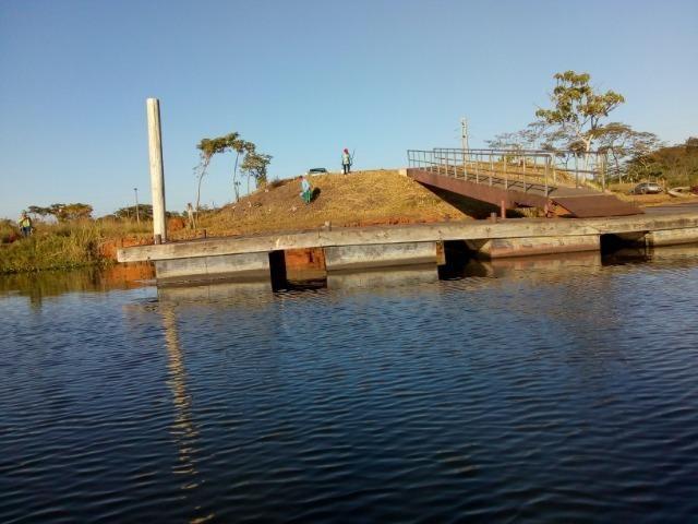Rancho para temporada no Porto XV de Novembro-MS, próximo ao Rio Paraná - Foto 18