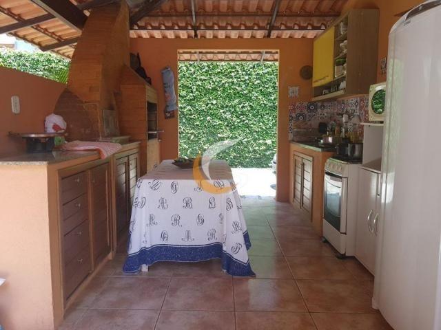 Casa com 4 dormitórios à venda, 500 m² por R$ 1.580.000 - Quarteirão Brasileiro - Petrópol - Foto 18