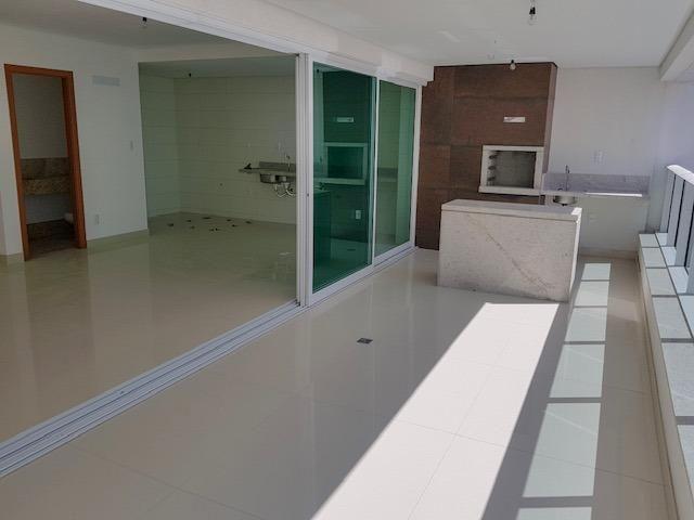 Apartamento 3 suítes, 2 garagens com 154m² no Setor Alto da Glória