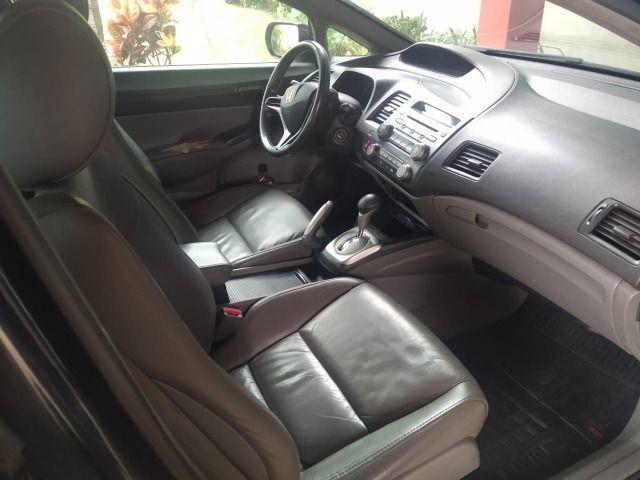 """"""" Lindo Honda Civic Lxs 1.8 Automático Flex 2009/2010 completo.'' - Foto 10"""
