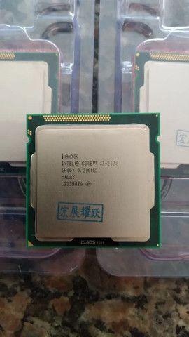 Processador Intel Core I3 2120 3.30ghz 3mb Lga 1155 Gamer melhor que o i3 2100 - Foto 3