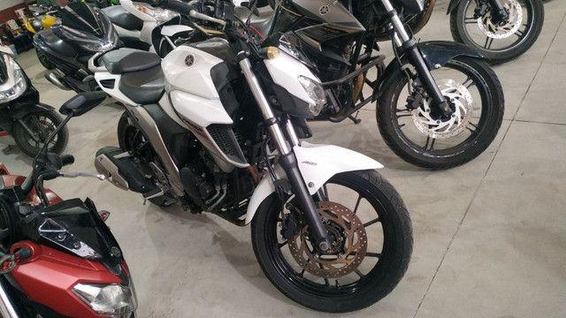 Fazer 250cc 2018/troco por moto menor valor/em até 48x no carnê/36x no cartão de crédito - Foto 6