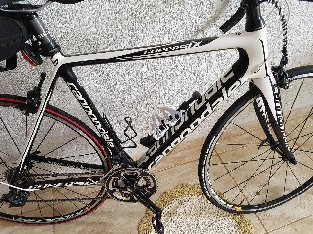 Bike Speed Cannondale Super Six - Foto 6