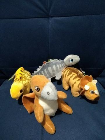 Coleção Dinossauros pequenos