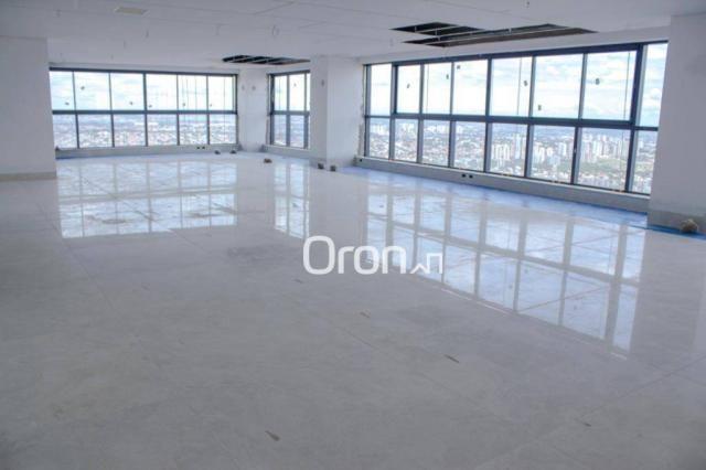 Apartamento com 5 dormitórios à venda, 488 m² por R$ 3.300.000,00 - Setor Nova Suiça - Goi