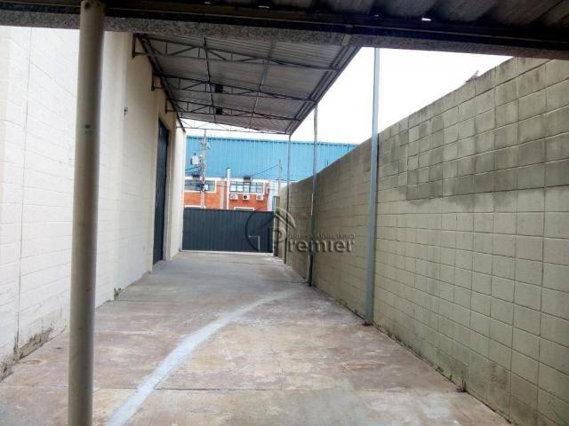 Galpão para alugar, 700 m² por R$ 7.500/mês - Recreio Campestre Jóia - Indaiatuba/SP - Foto 15