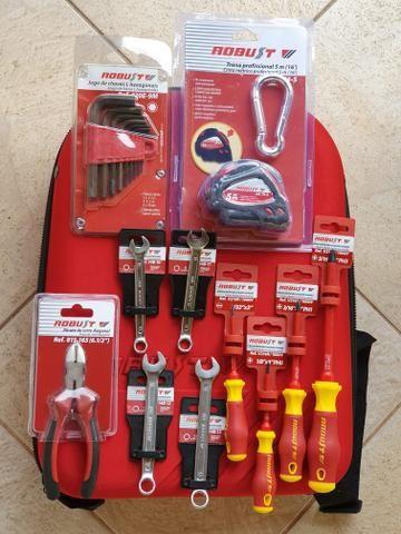 Mala com ferramentas ROBUST