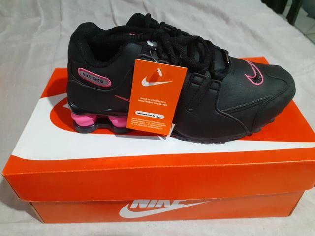 Tênis Nike shox NZ - Foto 3