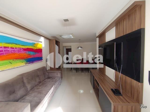 Apartamento à venda com 3 dormitórios em Saraiva, Uberlândia cod:33971
