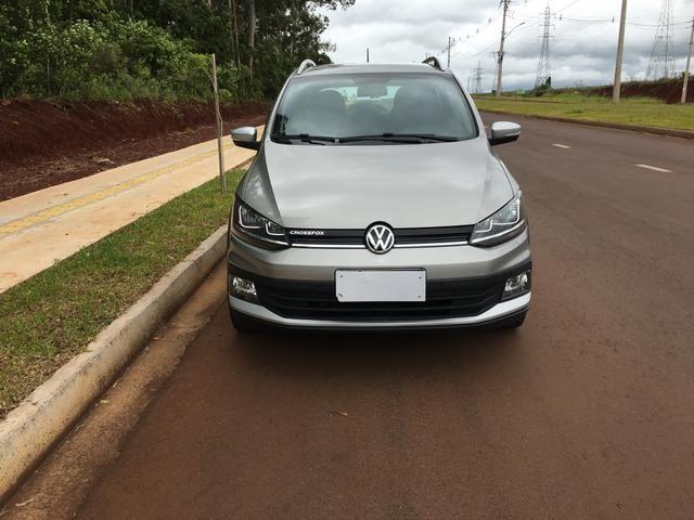 Vendo Volkswagen Crossfox 1.6 2015 Único dono. Aceito trocas de menor valor - Foto 4