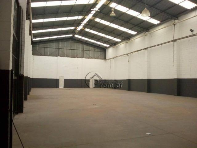 Galpão para alugar, 700 m² por R$ 7.500/mês - Recreio Campestre Jóia - Indaiatuba/SP - Foto 5