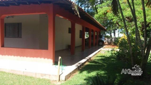Chácara com 3 dormitórios à venda, 10.000 m² por R$ 1.100.000 - Área Urbanizada II no Anel - Foto 5