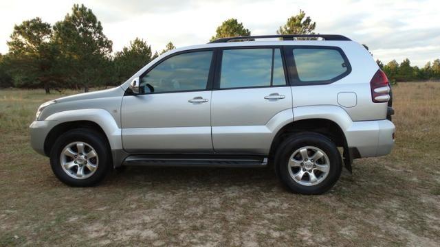 Toyota Land Cruiser Prado 3.0 diesel 8 lugares - Foto 2