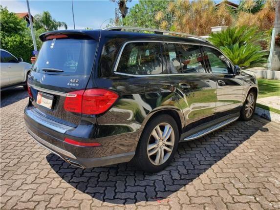 Mercedes-benz Gl 500 4.7 v8 4x4 gasolina 4p automático - Foto 4